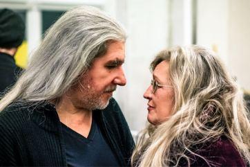 Gerhard Aba und Christine Pillhofer