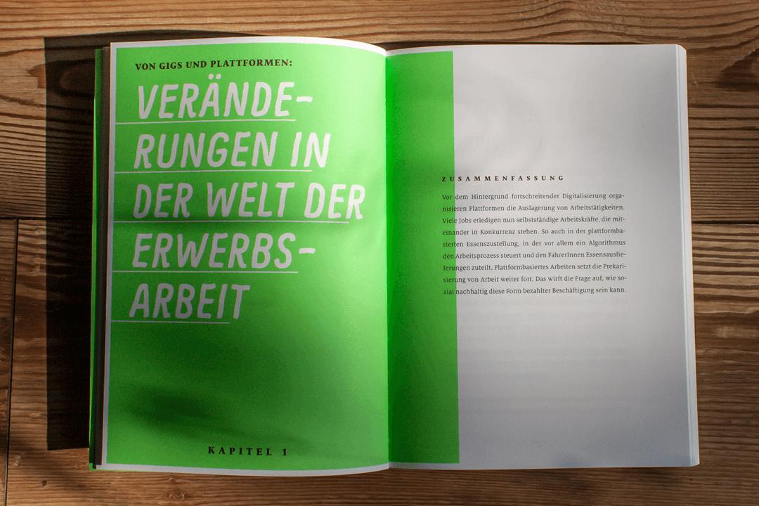 Buch AUSGELIEFERT - Kapitelseite