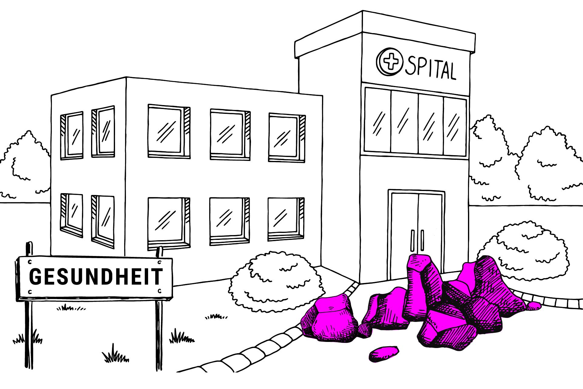 Diskriminierung im Bereich Gesundheit